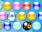 Buzda Balon Patlatma