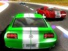 Ford Mustang Araba Yarışı