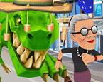 Kızgın Büyükanne Kaçış 9 : Avustralya