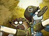 Regular Show Savaş