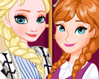 Elsa Snapchat Challenge
