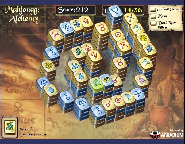 Mahjong Simya
