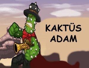 Kaktüs Adam 3
