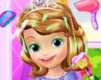 Küçük Prenses Saç Tedavisi
