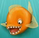 Herşeyi Yiyen Balık