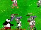 Kung-Fu Panda vs Zombie