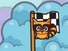 Maskeli Kedi