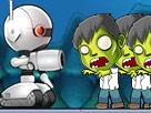 Robotla Zombi Avla