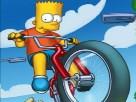 Simpsons Bisiklet Yarışı