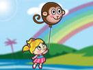 Şirin Hayvanlı Balon