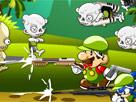 Mario ile zombileri gebert