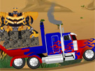 Transformers Kamyonu